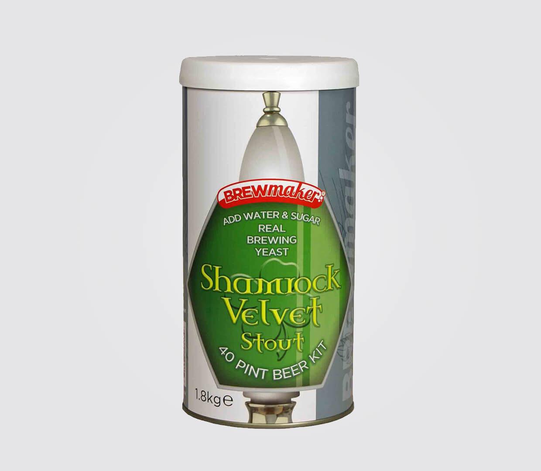 Brewmaker Shamrock Velvet Stout