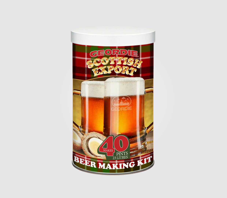 Geordie Scottish Export