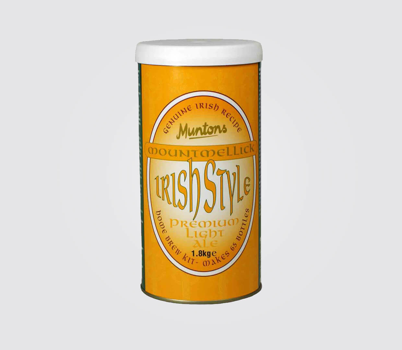 Mountmellick Light Ale