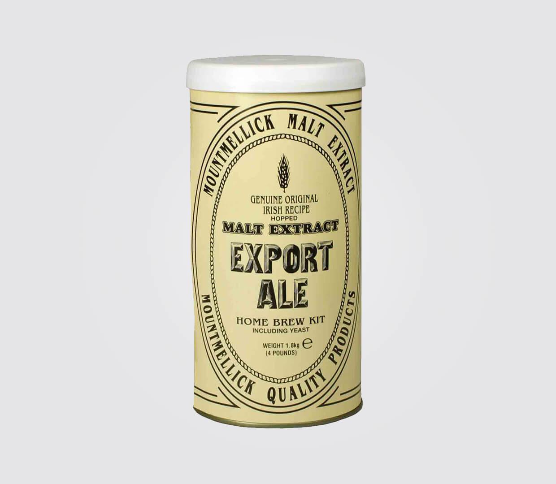 Mountmellick Export Ale