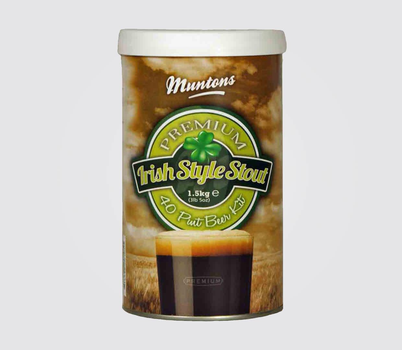 Muntons Premium Irish Stout