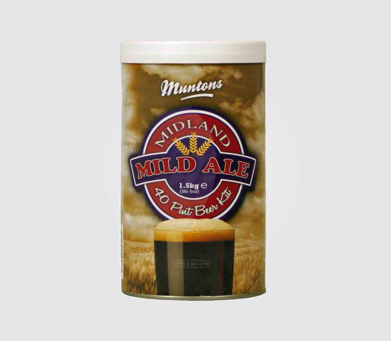 Muntons Premium Midland Mild