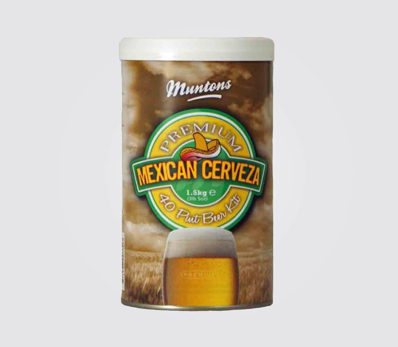 Muntons Premium Range Mexican Cerveza