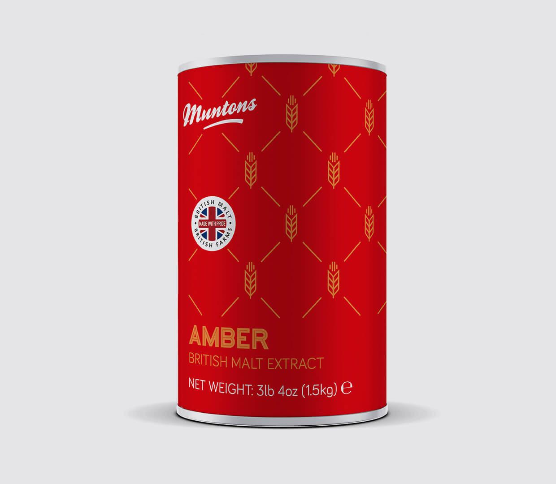 Muntons Red Amber