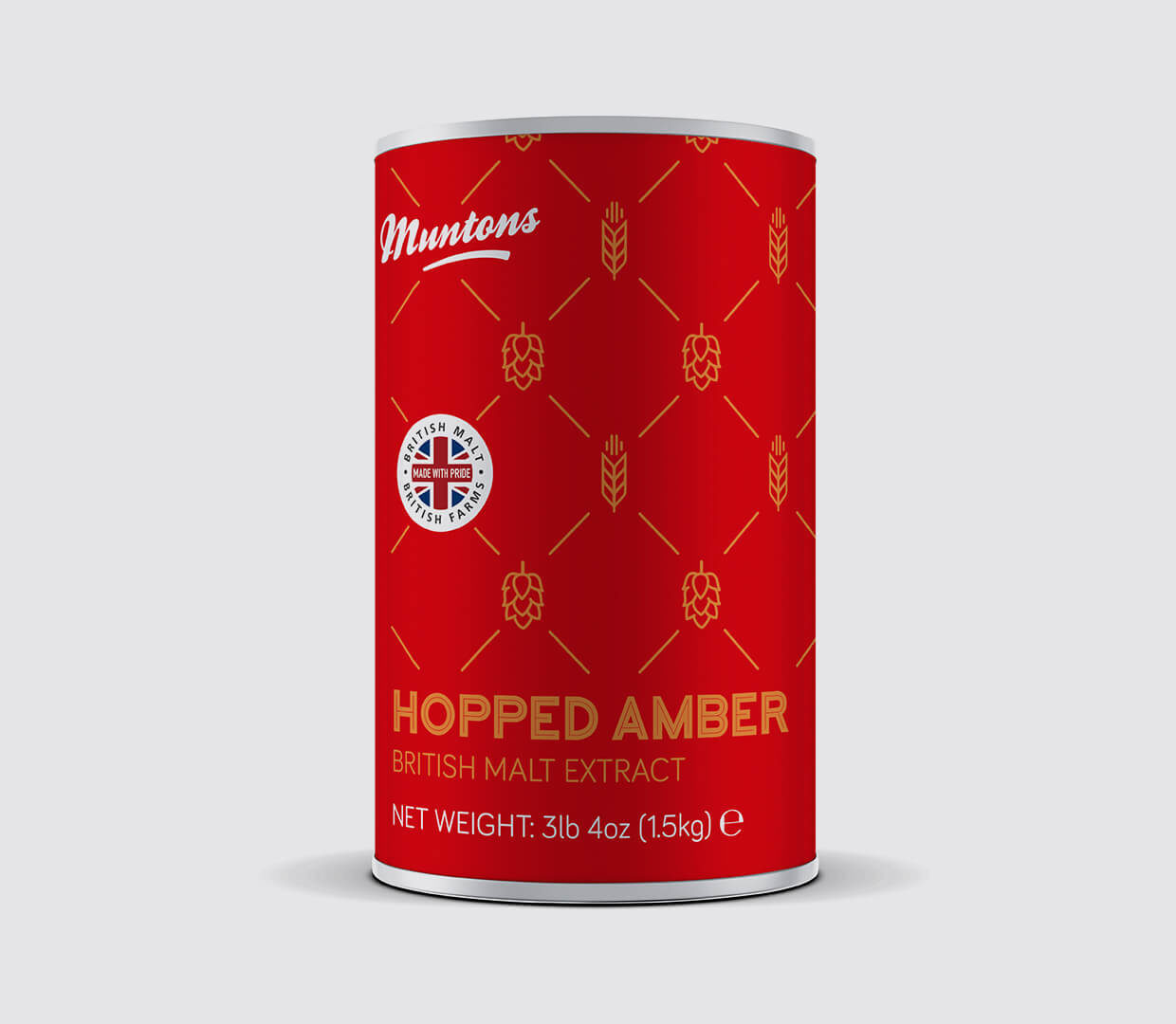 Muntons Red Hopped Amber