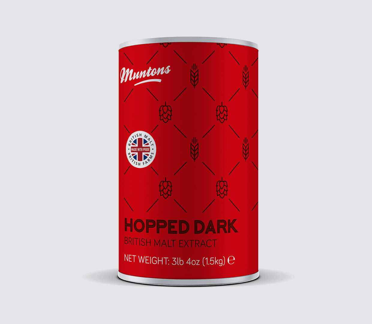 Muntons Red Hopped Dark