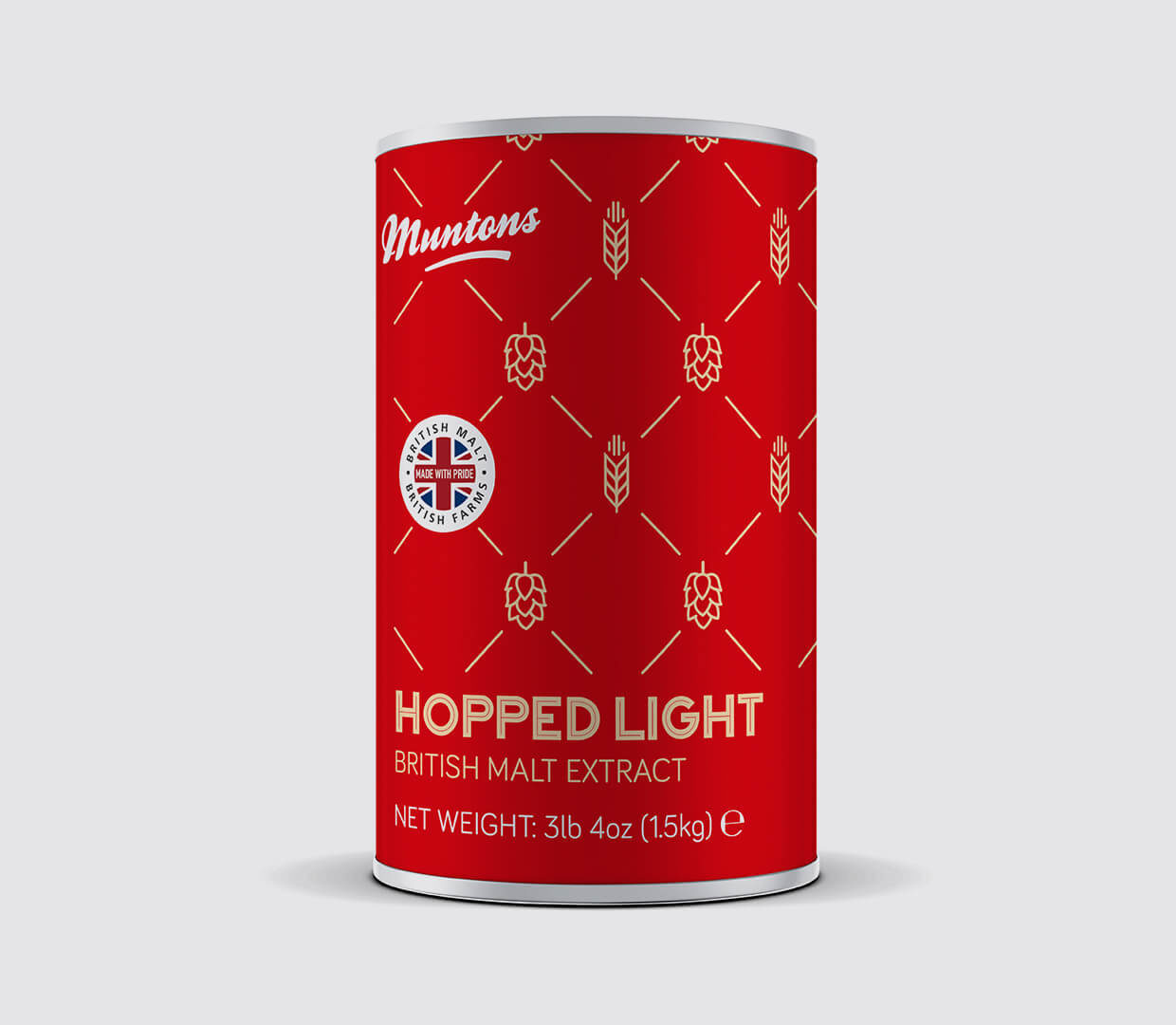 Muntons Red Hopped Light