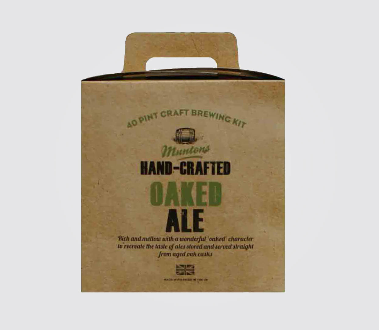Oaked Ale