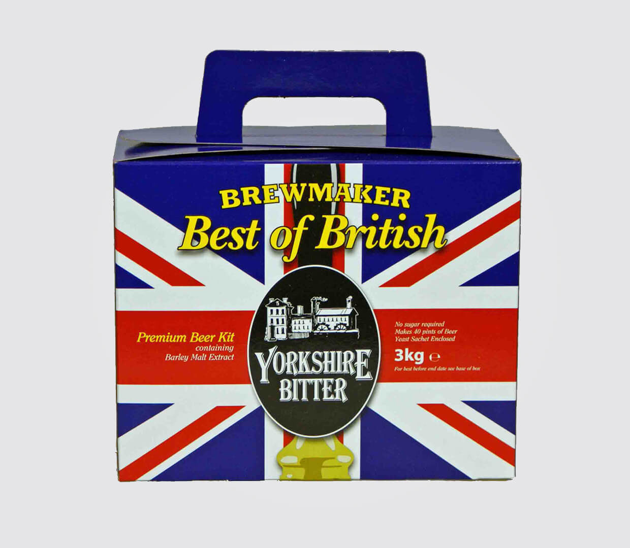 Yorkshire Bitter Brewmaster