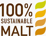 100% Sustainable Malt