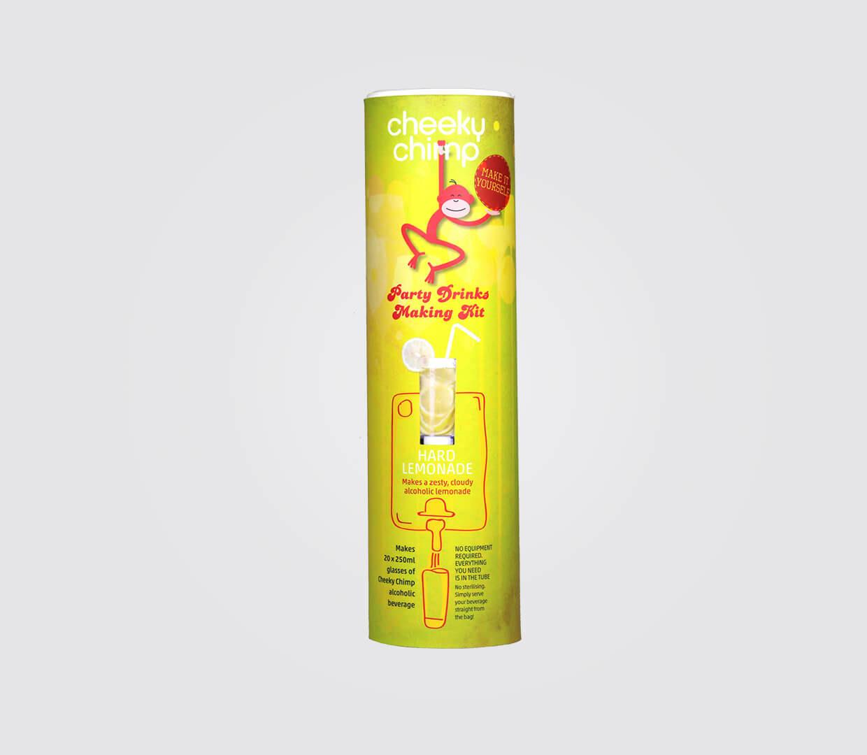Cheeky Chimp Hard Lemonade